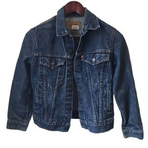 Levi's Jean Jacket Youth 16